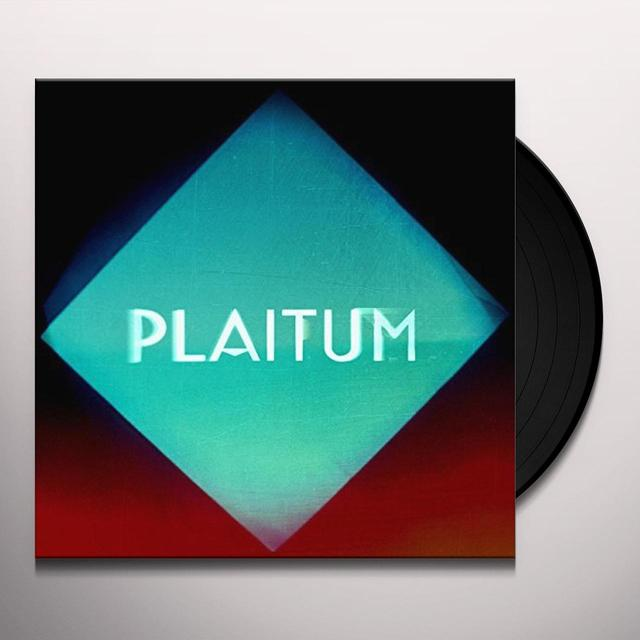 PLAITUM EP Vinyl Record - UK Import