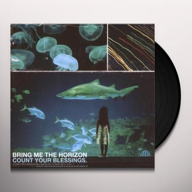 Bring Me The Horizon COUNT YOUR BLESSINGS Vinyl Record - UK Import