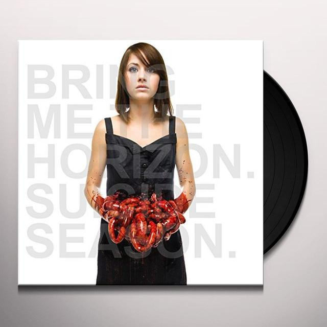 Bring Me The Horizon SUICIDE SEASON Vinyl Record - UK Import