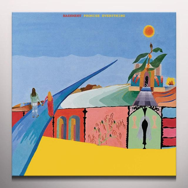 Basement PROMISE EVERYTHING Vinyl Record - UK Import