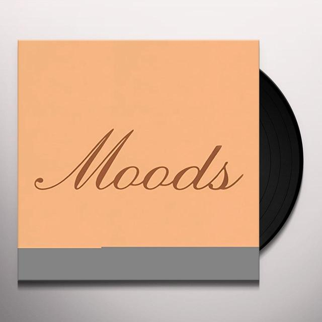 MOODS Vinyl Record - UK Import