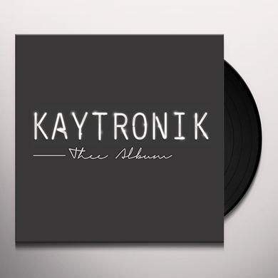 Kaytronik THEE ALBUM Vinyl Record - UK Import