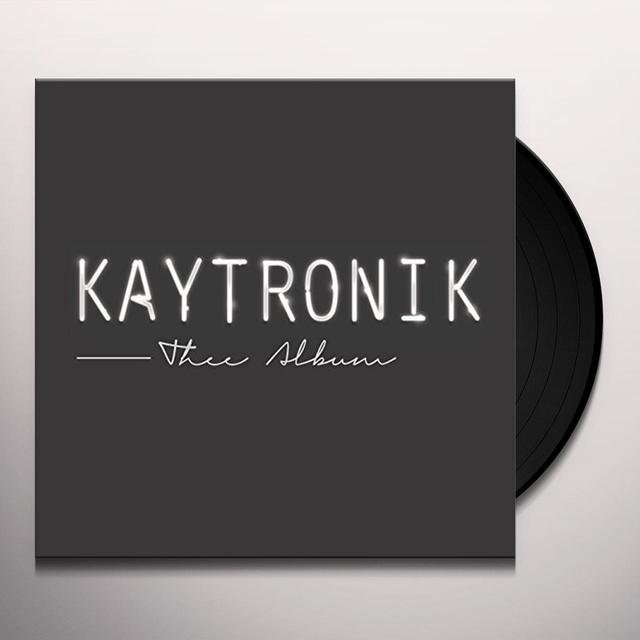 Kaytronik THEE ALBUM Vinyl Record - UK Release