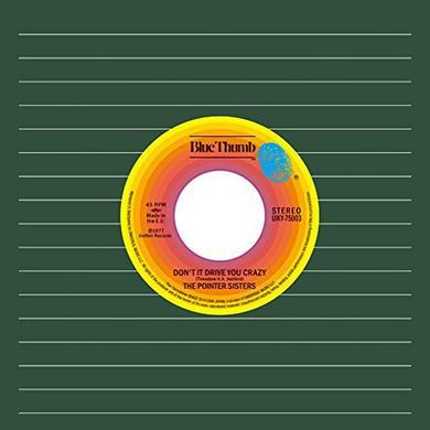 Pointer Sisters / Tania Maria DON'T IT DRIVE YOU CRAZY/E-CARNIVAL Vinyl Record