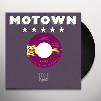 Debarge / Rick James I LIKE IT/MOONCHILD Vinyl Record - Japan Import