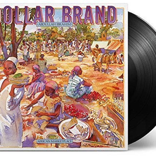 Dollar Brand AFRICAN MARKTPLACE Vinyl Record