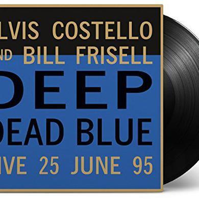 Elvis Costello & Bill Frisell DEEP DEAD BLUE - LIVE AT MELTDOWN Vinyl Record