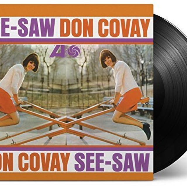 Don Covay SEE-SAW Vinyl Record