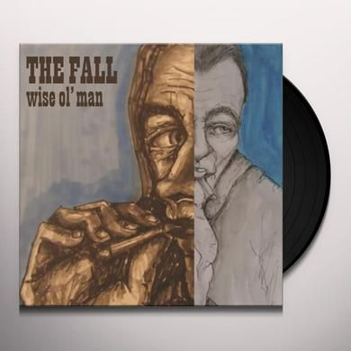 Fall WISE OL MAN EP Vinyl Record - UK Import
