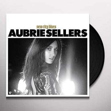 Aubrie Sellers NEW CITY BLUES Vinyl Record - Gatefold Sleeve, Digital Download Included