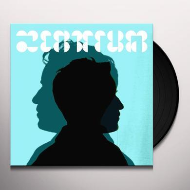 Jacques Renault ZENTRUM Vinyl Record - Gatefold Sleeve
