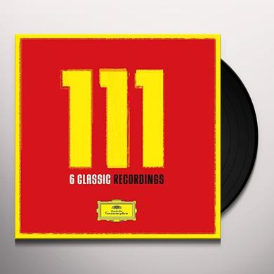 111 - 6 CLASSIC RECORDINGS / VARIOUS Vinyl Record