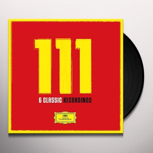 111 - 6 CLASSIC RECORDINGS / VARIOUS Vinyl Record