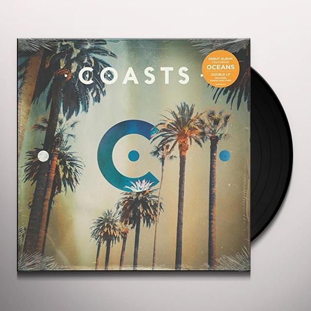 COASTS Vinyl Record - Gatefold Sleeve