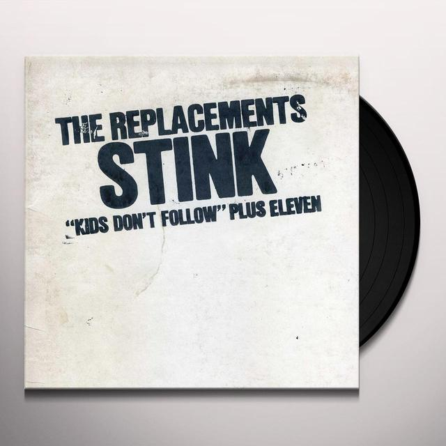 The Replacements STINK Vinyl Record