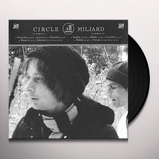 Circle MILJARD Vinyl Record