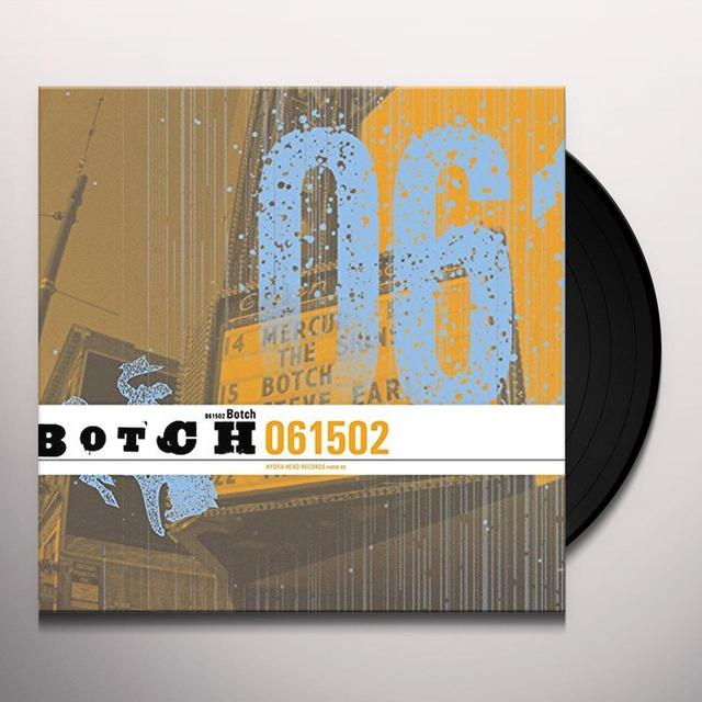 Botch 61502 Vinyl Record