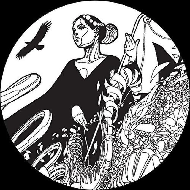 Fhloston Paradigm COSMOSIS 1 Vinyl Record