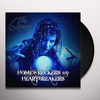 Quireboys HOMEWRECKERS & HEARTBREAKERS Vinyl Record