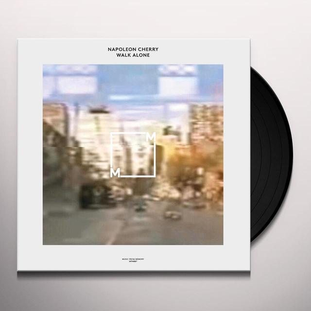 Napoleon Cherry WALK ALONE Vinyl Record