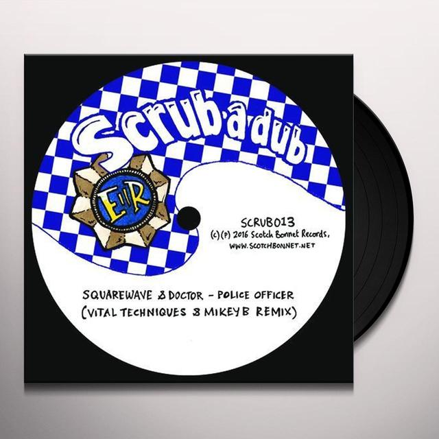SQUAREWAVE & DOCTOR / MUNGO'S HI FI POLICE OFFICER / BOOMSOUND Vinyl Record