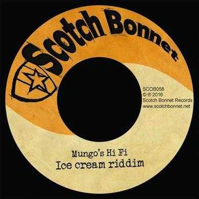 Mungo's Hi Fi NO WATA DOWN TING Vinyl Record