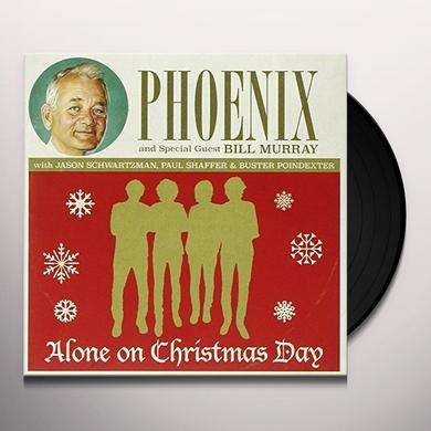 Phoenix ALONE ON CHRISTMAS DAY Vinyl Record - UK Import