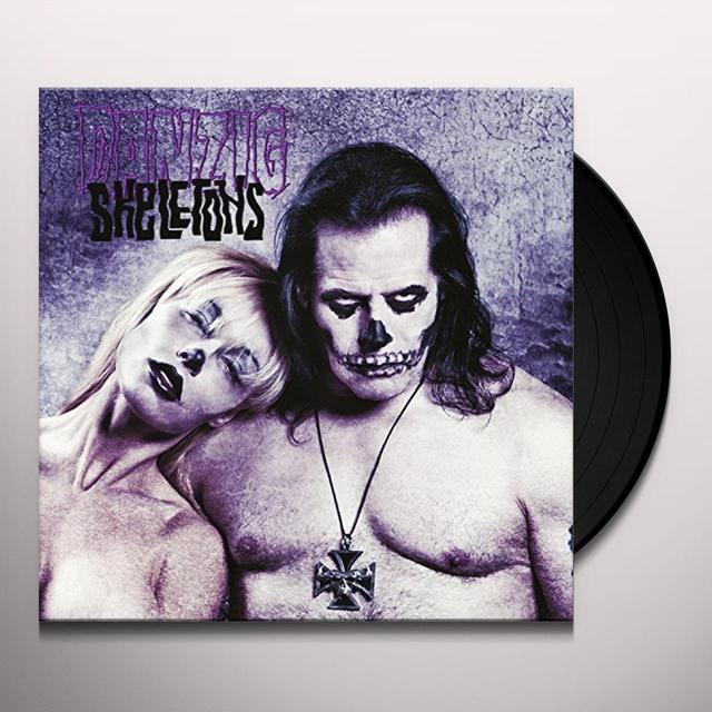Danzig SKELETONS Vinyl Record - UK Import