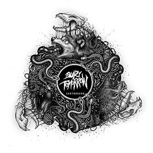 Bury Tomorrow EARTHBOUND Vinyl Record