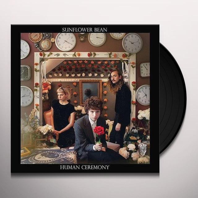 Sunflower Bean HUMAN CEREMONY Vinyl Record - UK Import
