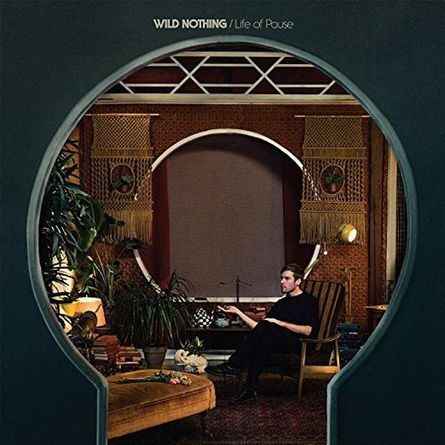 Wild Nothing LIFE OF PAUSE Vinyl Record - UK Release