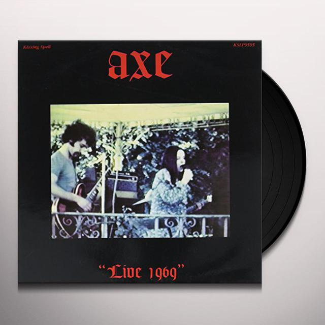 Axe LIVE 1969 Vinyl Record