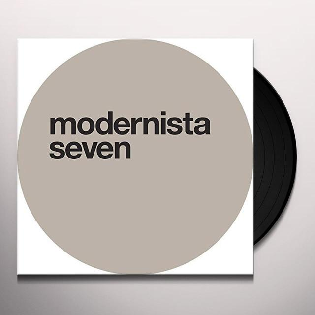 Tom McConnell MODSEVEN Vinyl Record - UK Import
