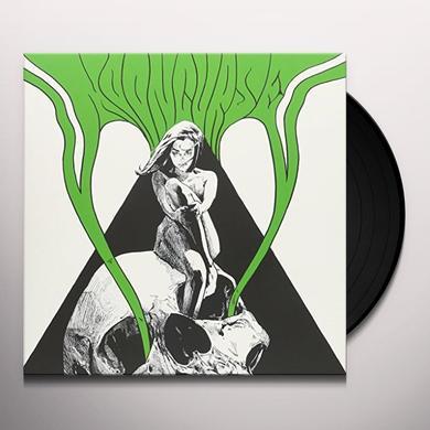 MOON CURSE Vinyl Record - UK Import