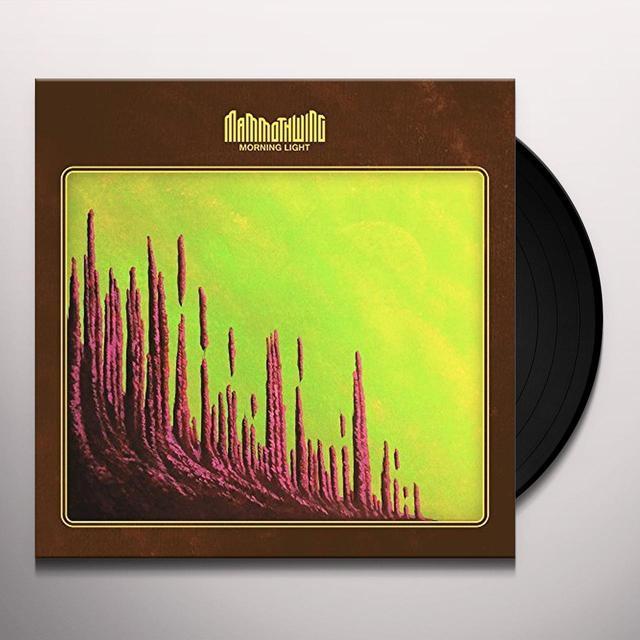 MAMMOTHWING MORNING LIGHT Vinyl Record - UK Release