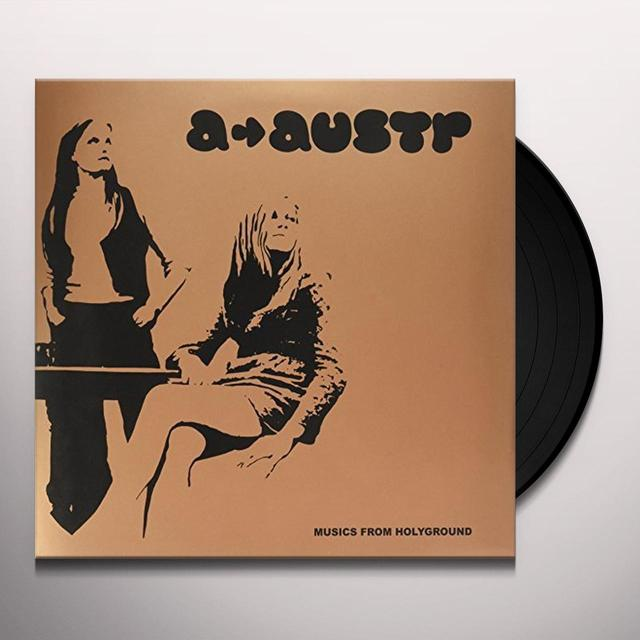 A TO AUSTR MUSICS FROM HOLYGROUND Vinyl Record - UK Import