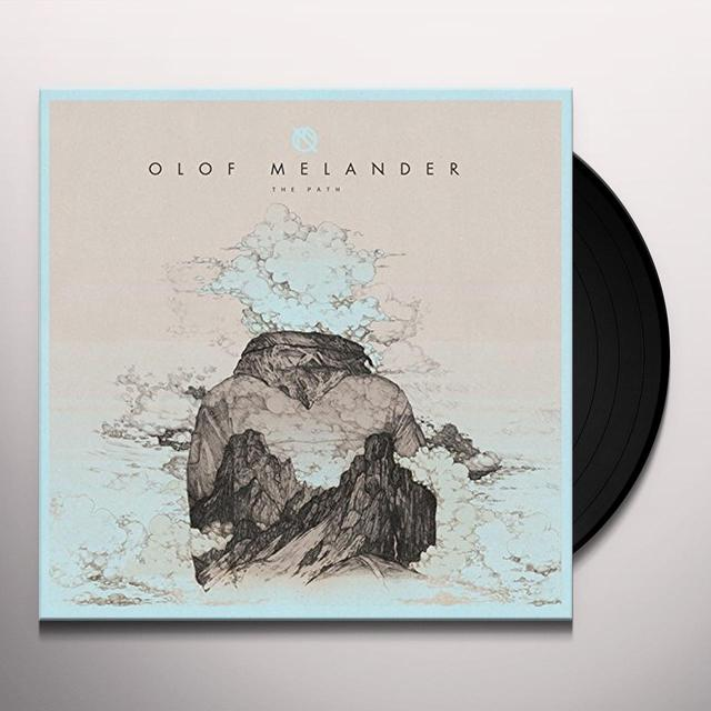 Olof Melander PATH Vinyl Record - UK Import