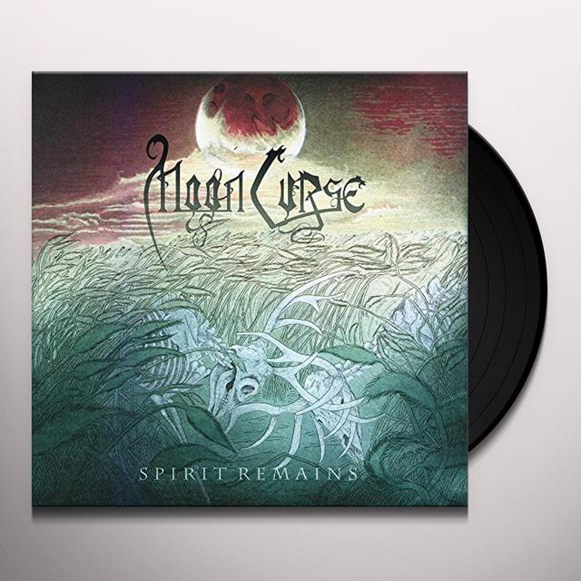 MOON CURSE SPIRIT REMAINS Vinyl Record - UK Import
