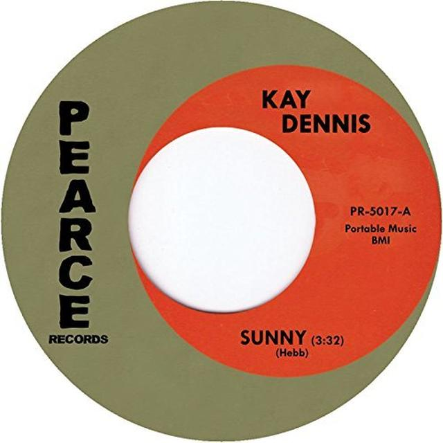 Kay Dennis SUNNY Vinyl Record