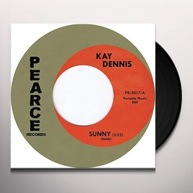 Kay Dennis SUNNY Vinyl Record - UK Import