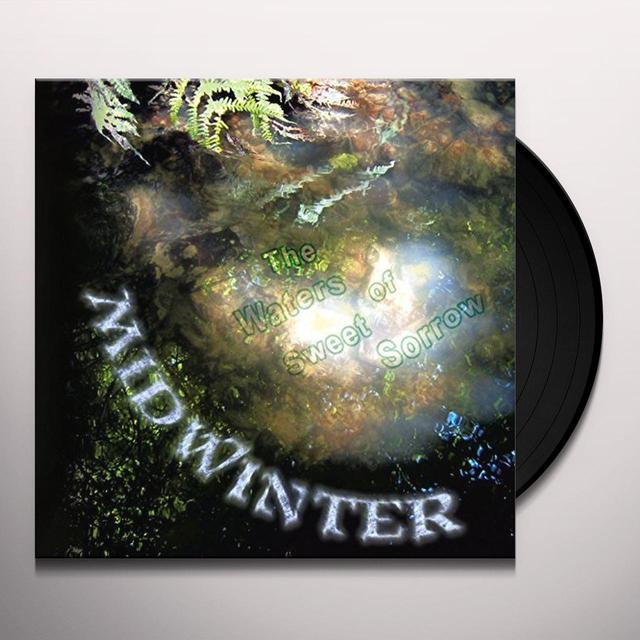 MIDWINTER WATERS OF SWEET SORROW Vinyl Record - UK Import