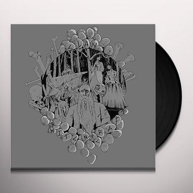 CLAN WITCHCRAFT Vinyl Record