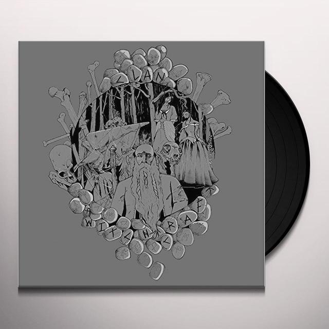 CLAN WITCHCRAFT Vinyl Record - UK Import