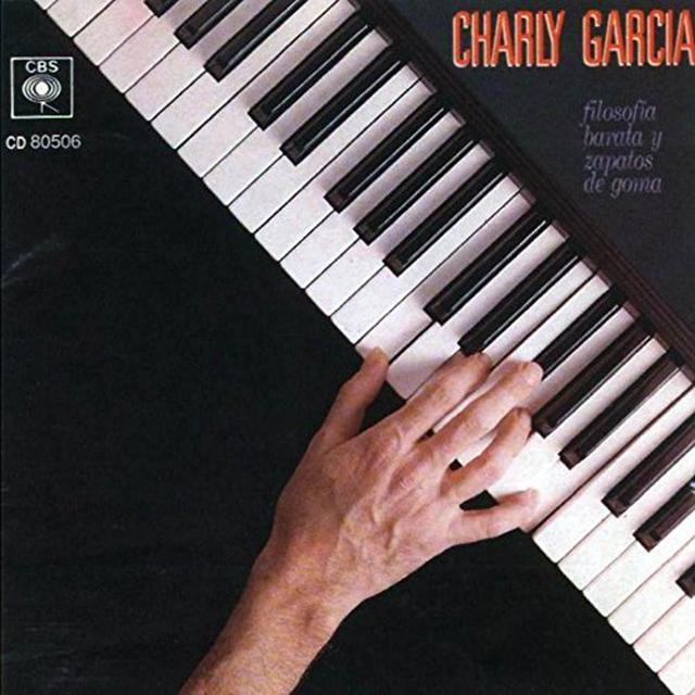 Charly Garcia Pena FILOSOFIA BARATA Y ZAPATOS DE GOMA Vinyl Record