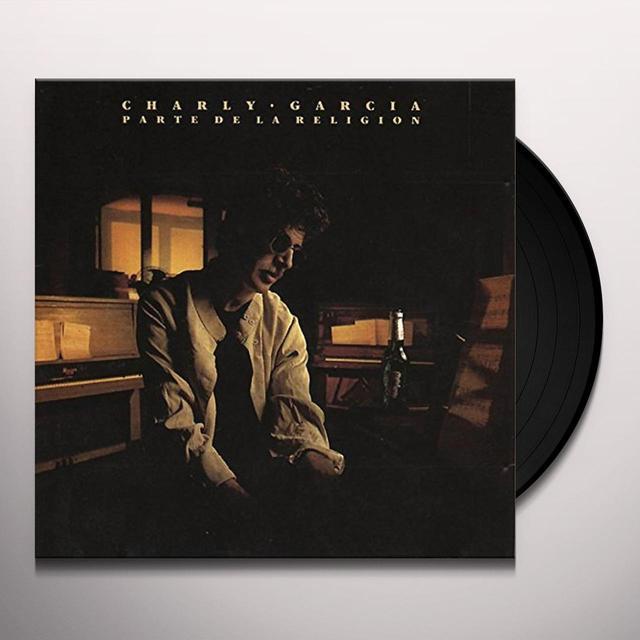 Charly Garcia Pena PARTE DE LA RELIGION Vinyl Record