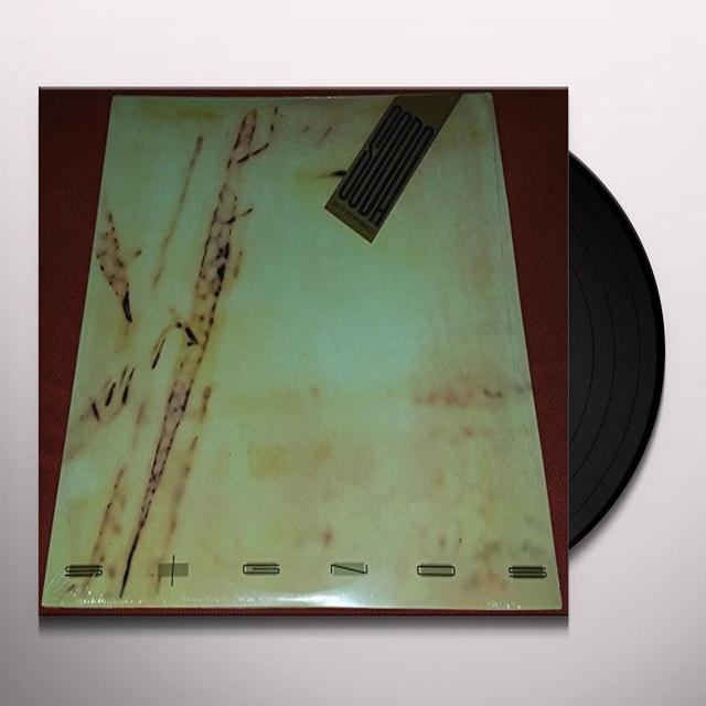 Soda Stereo SIGNOS (ARG) Vinyl Record