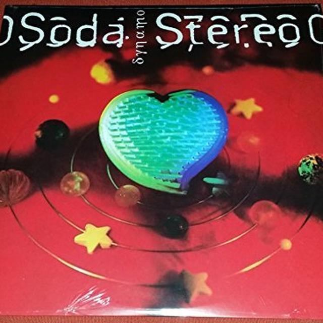 Soda Stereo DYNAMO Vinyl Record