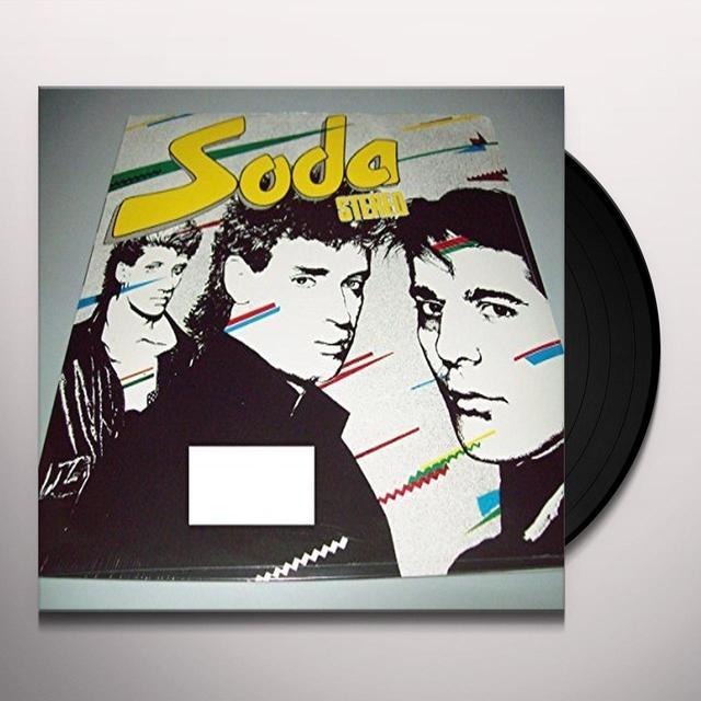 SODA STEREO (ARG) Vinyl Record