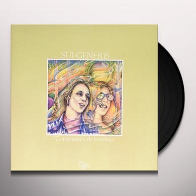 Sui Generis CONFESIONES DE INVIERNO (ARG) Vinyl Record