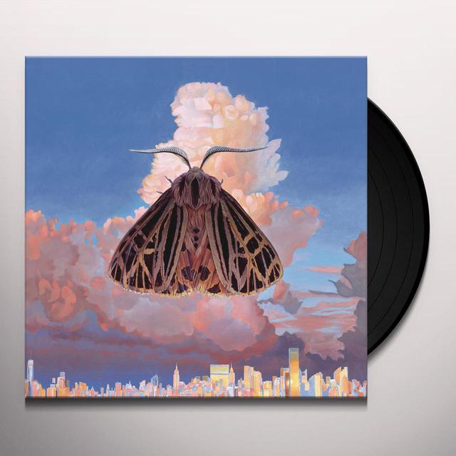 Chairlift MOTH Vinyl Record